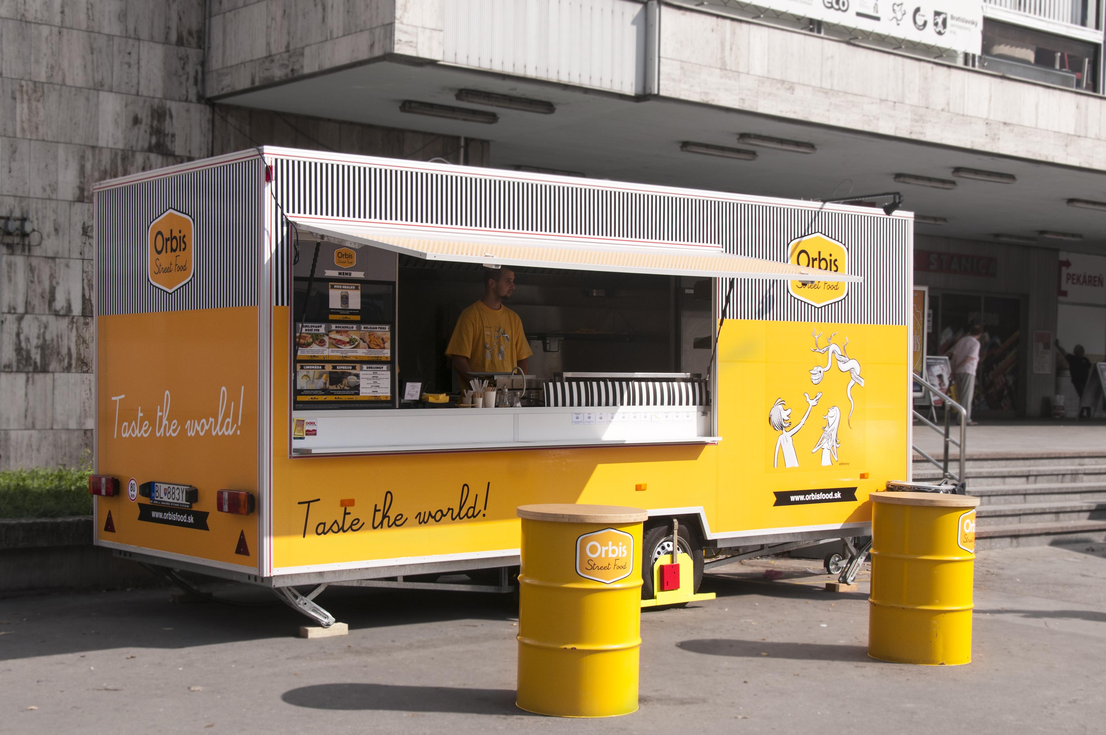 Mobilné karavany